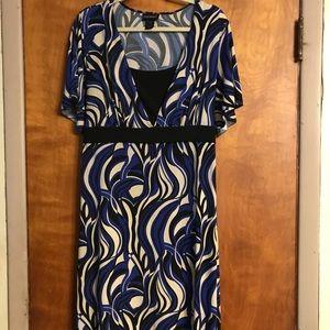 Lane Bryant Tie Back Dress 18/20